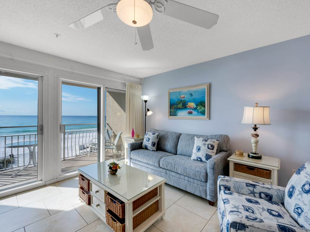 Crystal Sands 207A Condo rental in Crystal Sands Destin in Destin Florida - #3