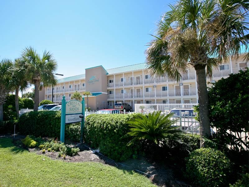 Crystal Sands 214B Condo rental in Crystal Sands Destin in Destin Florida - #16