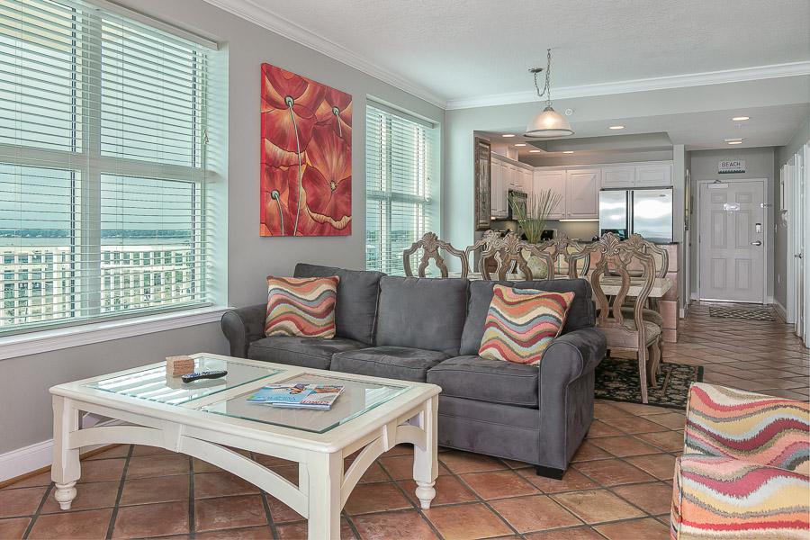 Crystal Shores #707 Condo rental in Crystal Shores Gulf Shores in Gulf Shores Alabama - #3