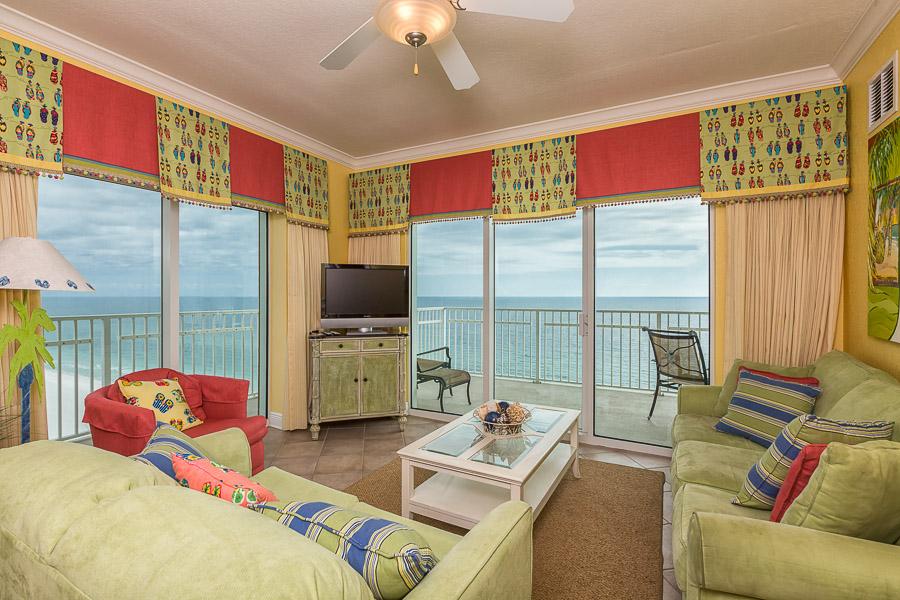Crystal Shores West #1001 Condo rental in Crystal Shores West  in Gulf Shores Alabama - #1