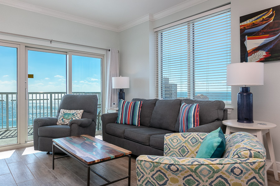Crystal Tower #1109 Condo rental in Crystal Towers | Gulf Shores in Gulf Shores Alabama - #1
