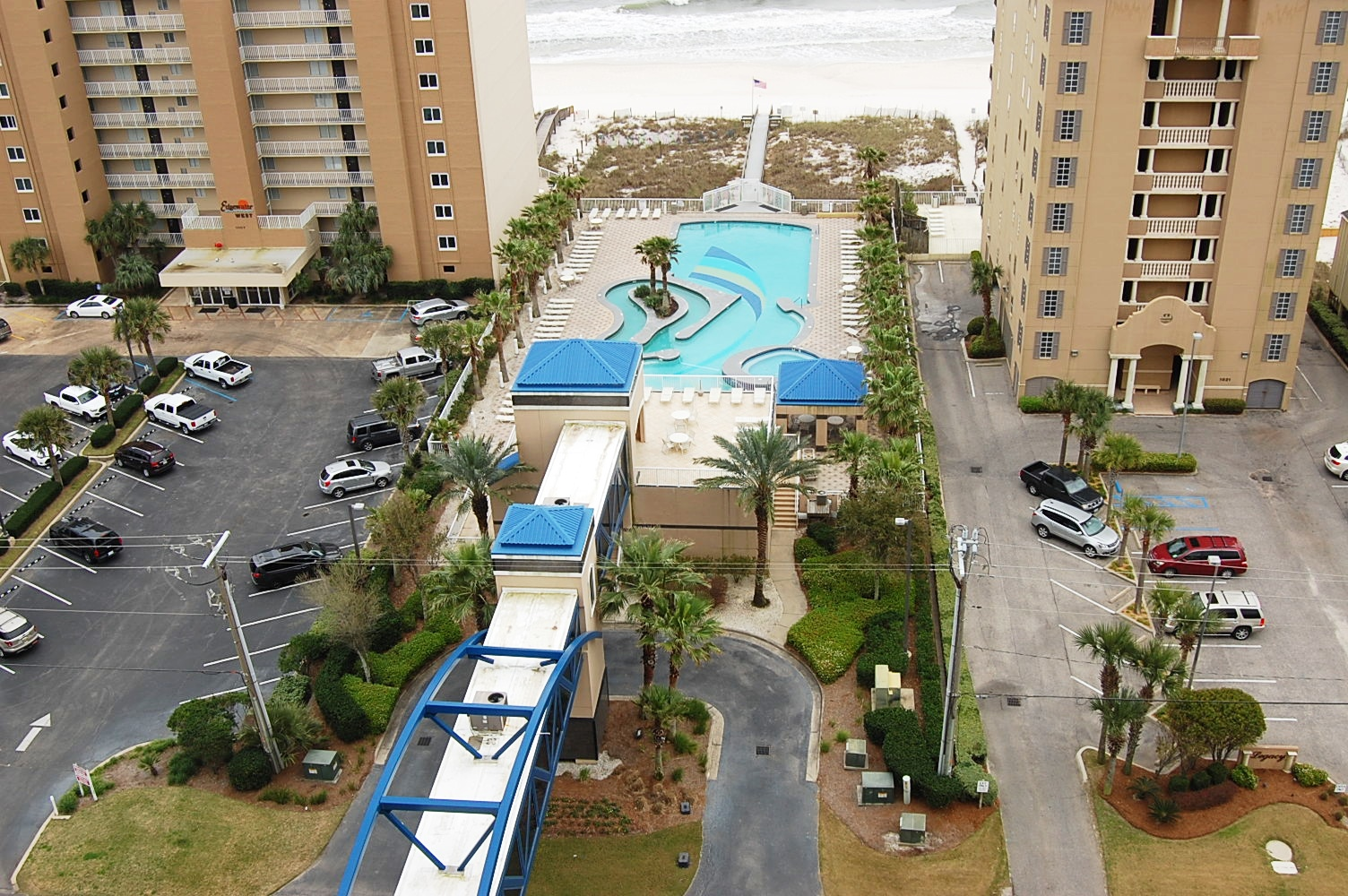 Crystal Tower 1406 Condo rental in Crystal Towers | Gulf Shores in Gulf Shores Alabama - #15
