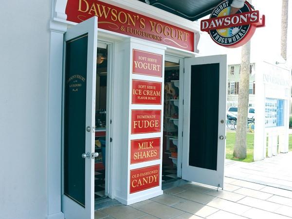 Dawson's Yogurt & Fudge Works in Highway 30-A Florida