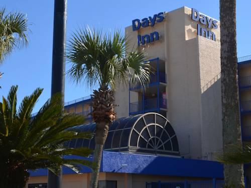 Days Inn Panama City Beach In Panama City Beach Florida