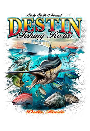 Destin Fishing Rodeo in Destin Florida