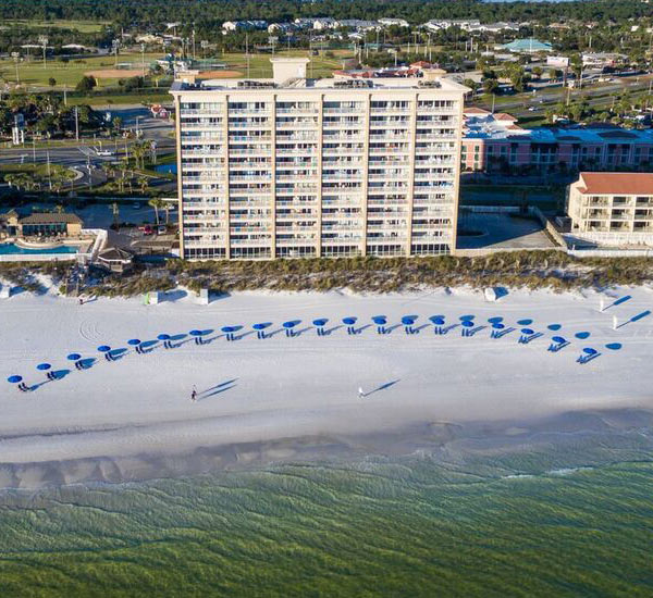 Beachfront Destin Gulfgate Condominiums