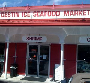 Destin Ice Seafood Market and Deli in Destin Florida