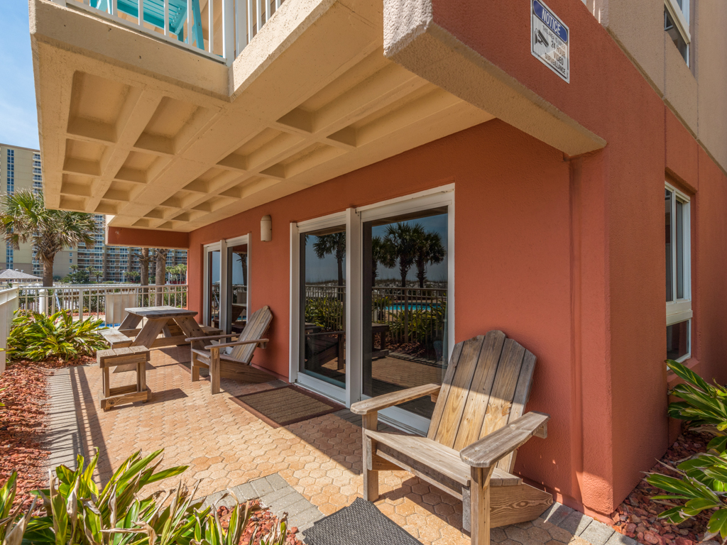 Destin Towers 1C Condo rental in Destin Towers Condo Rentals ~ Destin Vacation Rentals by BeachGuide in Destin Florida - #7