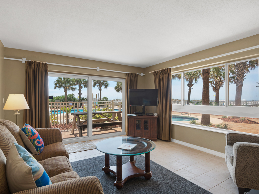 Destin Towers 1C Condo rental in Destin Towers Condo Rentals ~ Destin Vacation Rentals by BeachGuide in Destin Florida - #9