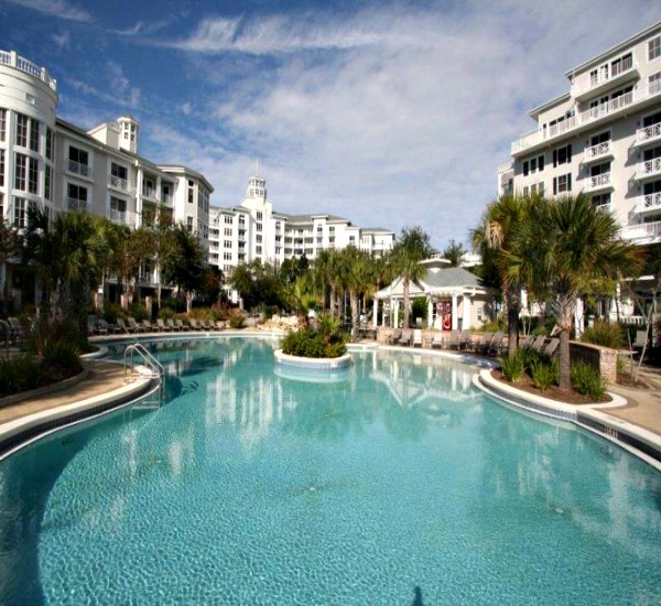 1 2 and 3 bedroom condos at Bahia at Sandestin Golf and Beach Resort in Destin Florida.