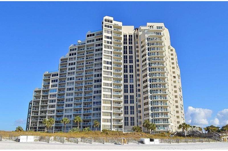 Beachside Towers One and Two