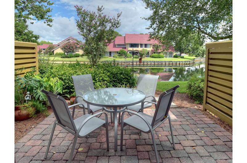 View from Beachwalk Villas in Destin Florida