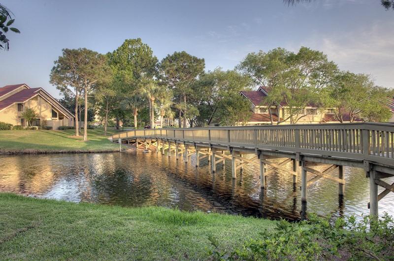 Lovely water at Beachwalk Villas in Destin Florida