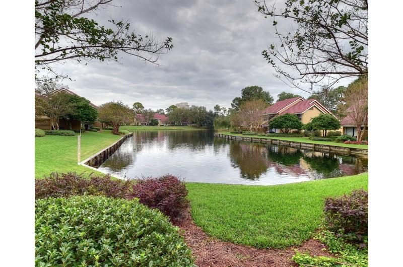 Water at Beachwalk Villas in Destin Florida