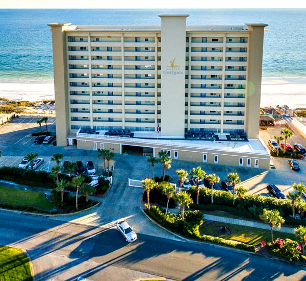 Beachfront Destin Gulfgate Condominiums in Destin FL