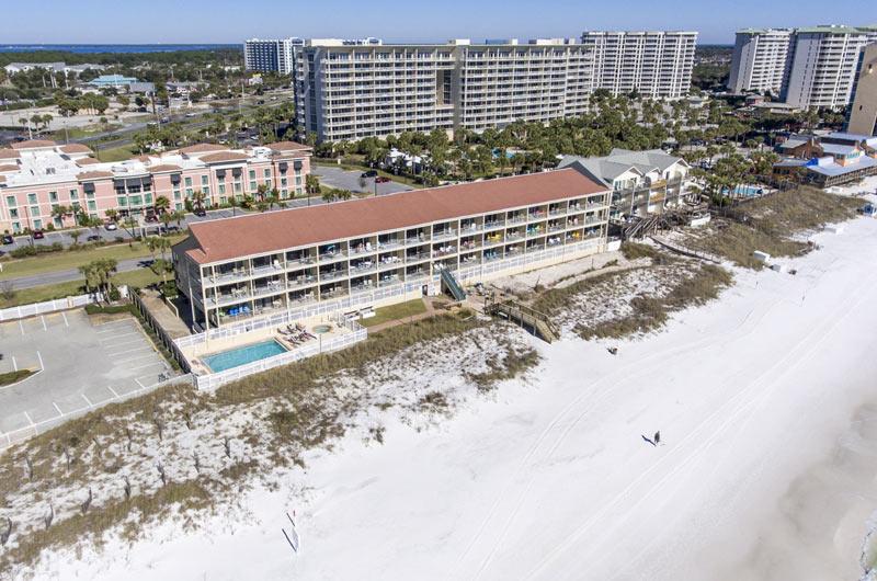 Beachfront Destin Seafarer in Destin FL