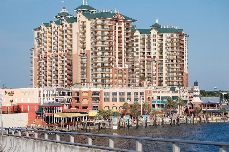 Beautiful Emerald Grande in Destin FL