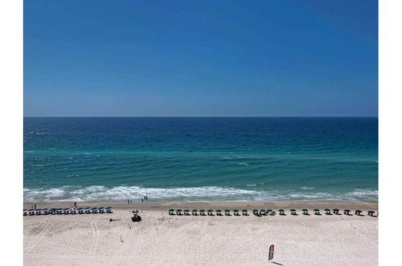 Relax and enjoy the waves at Emerald Towers in Destin Florida