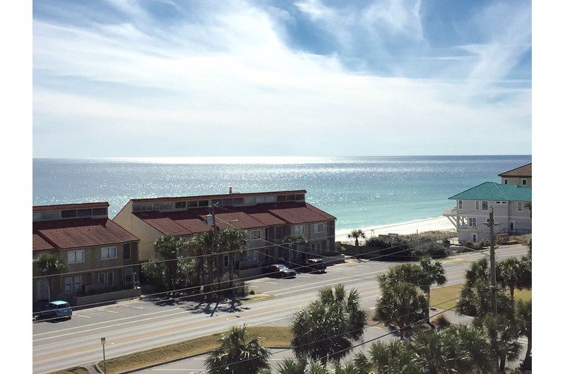 Nice view from Enclave in Destin FL