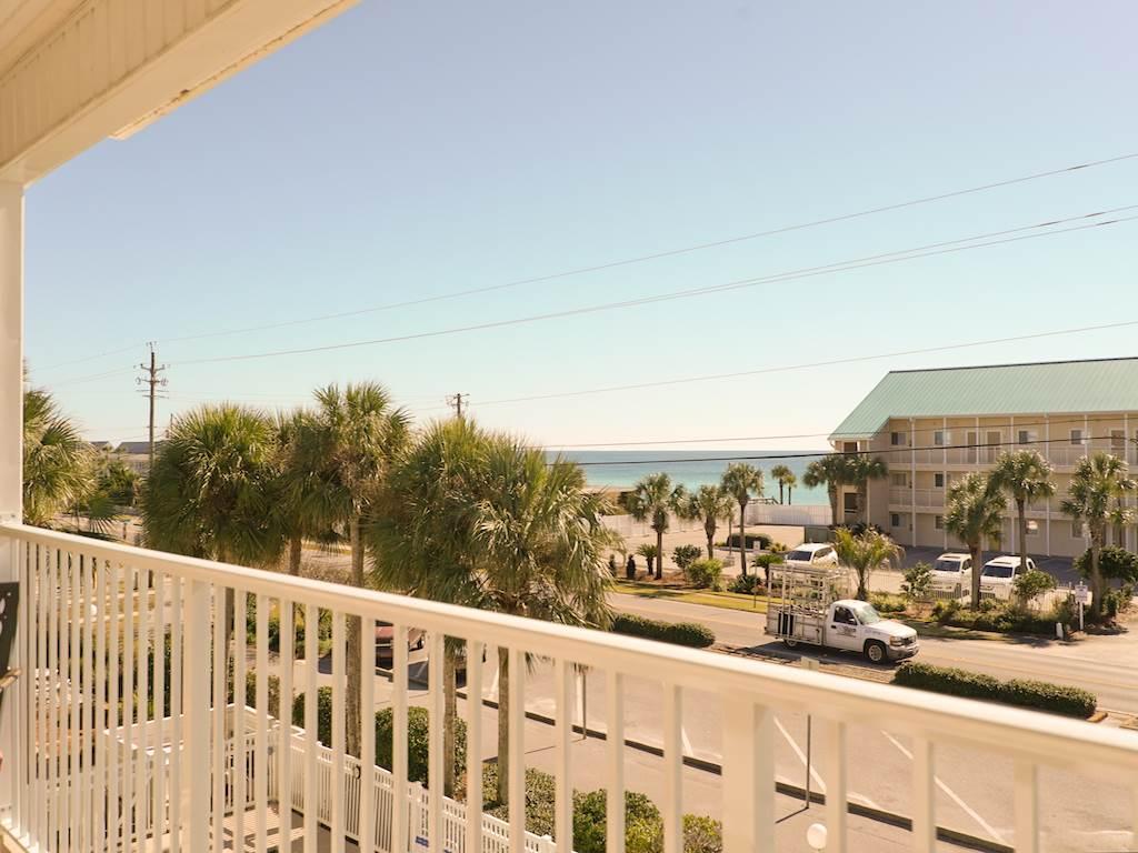 Nice view from Grand Caribbean Condo Rentals in Destin Florida