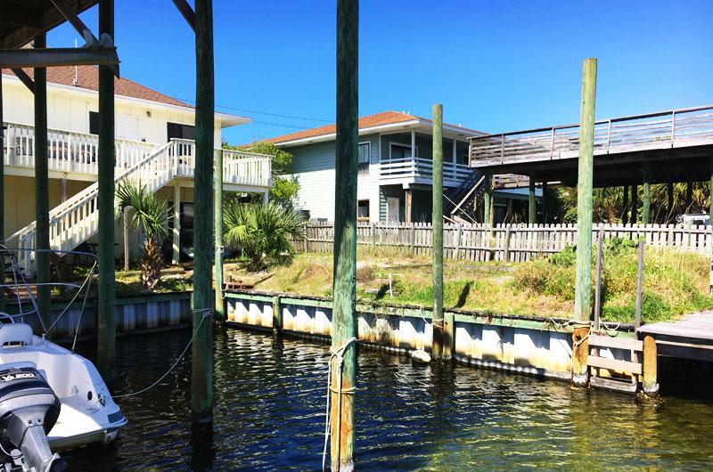 Holiday Isle Boat Slips