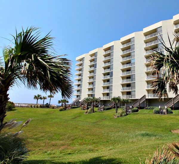 Directly on the Gulf of Mexico at Mainsail Condominiums   in Destin Florida