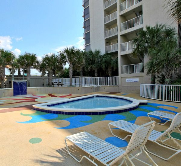 Children's pool at Mainsail Condominiums   in Destin Florida