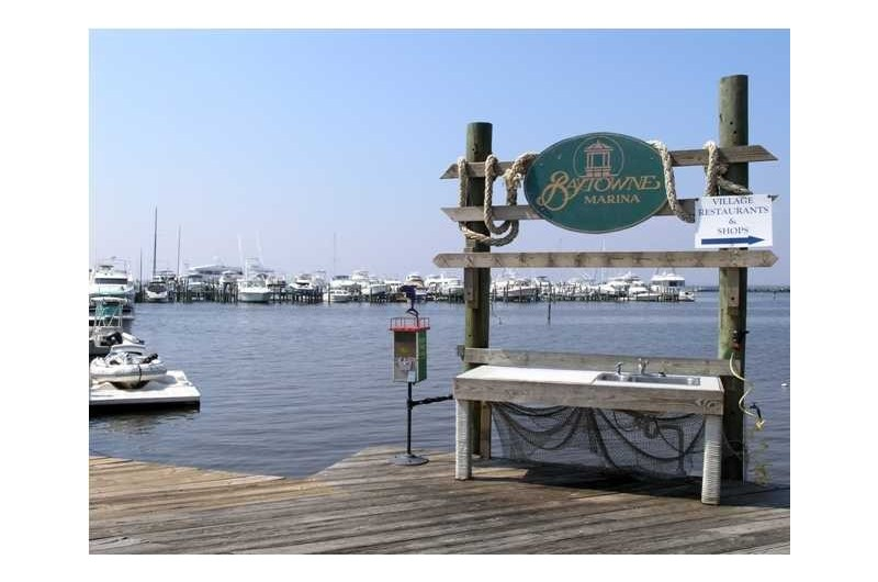 Marina at Baytowne Wharf in Sandestin FL