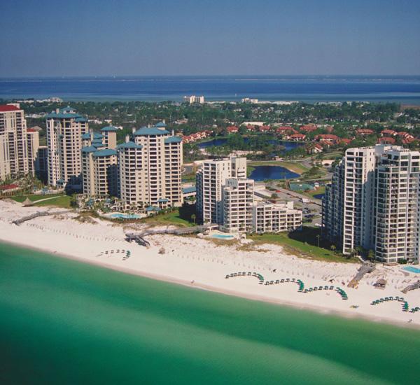 Destin Florida Vacation and Condo Rentals on