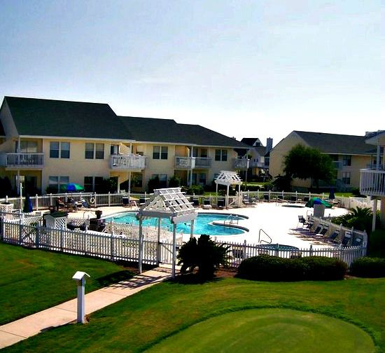 Sandpiper Cove in Destin Florida