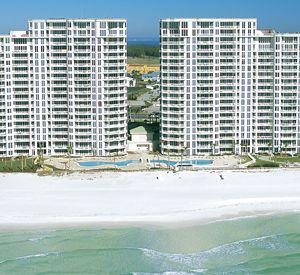 Silver Beach Towers Iniums Resortquest In Destin Florida
