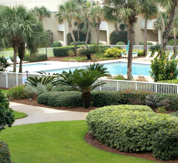 Silver Dunes Condominiums in Destin Florida