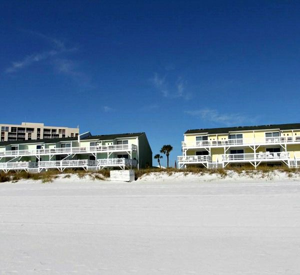 Beachfront of Southbay by the Gulf in Destin Florida