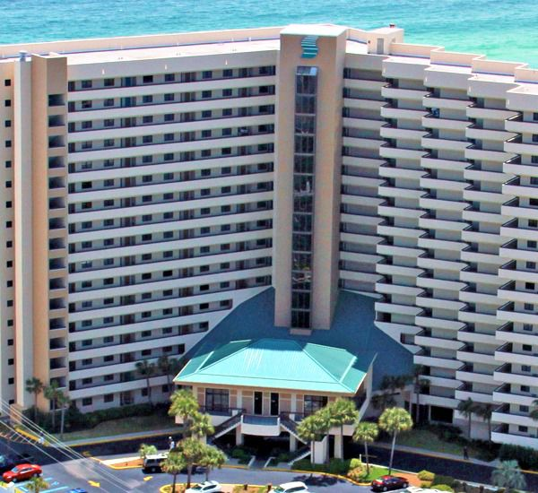 SunDestin Beach Resort is directly beach front in Destin Florida