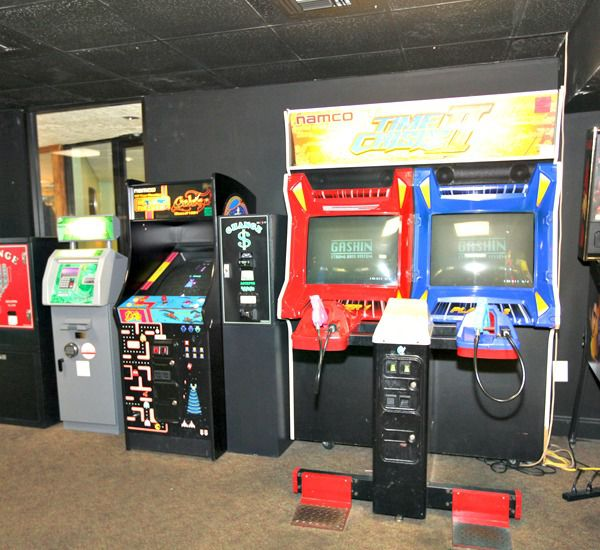 Game room at SunDestin Beach Resort & Hotel in Destin Florida