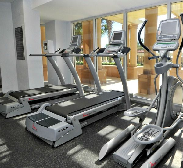Gym at Westwinds at Sandestin in Destin Florida