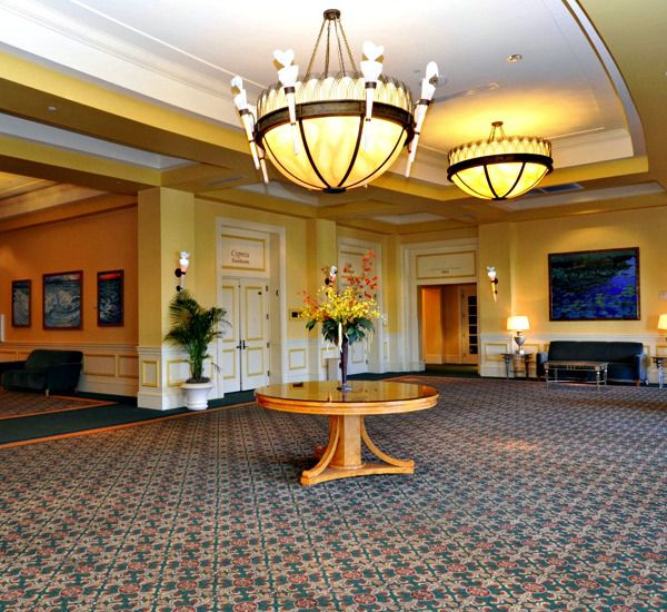 Lobby at Westwinds at Sandestin in Destin Florida