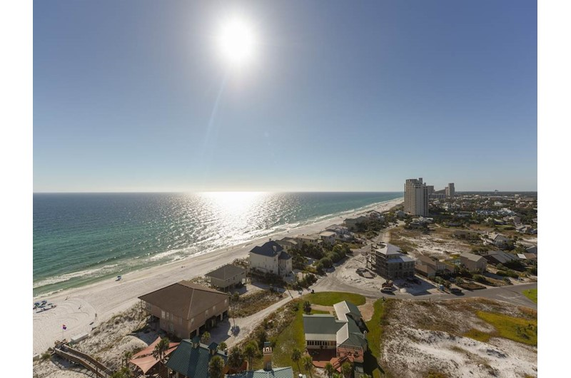 See for miles from Westwinds at Sandestin in Destin Florida