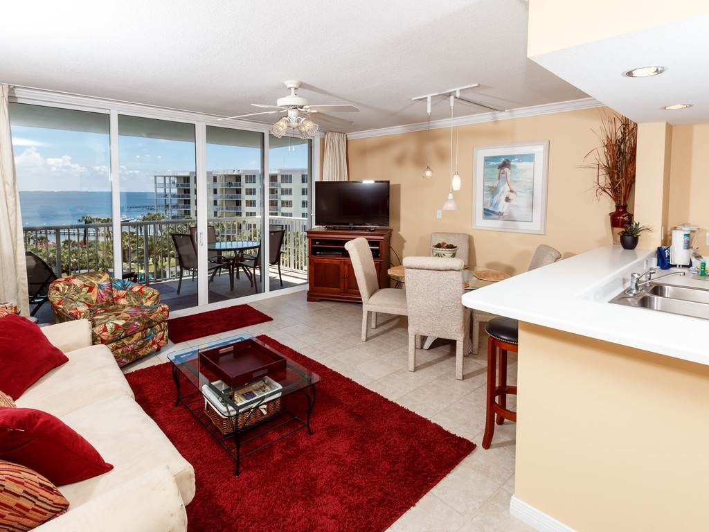 Destin West Resort - Bayside Pelican 604