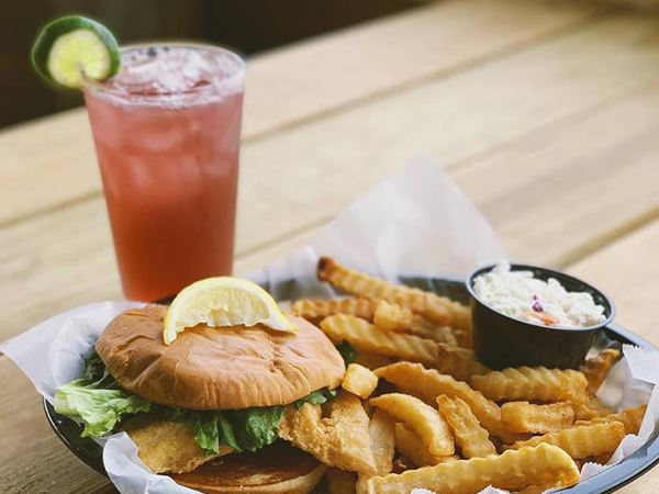 Dewey Destin S Seafood Restaurant In Navarre Florida