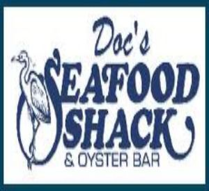 Doc's Seafood Shack and Oyster Bar  in Orange Beach Alabama
