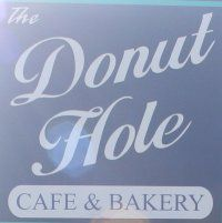 Donut Hole in Highway 30-A Florida