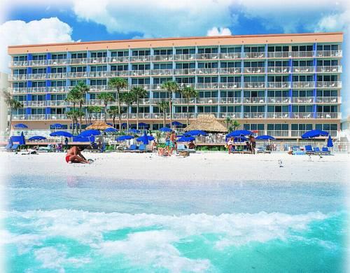 Doubletree Beach Resort Tampa Bay-North Redington Beach in North Redington Beach FL 68
