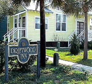 Driftwood Inn Gifts in Mexico Beach Florida