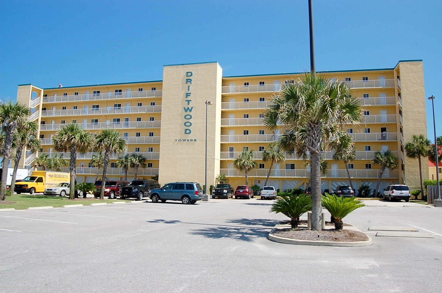 Driftwood Towers D2 Condo rental in Driftwood Towers - Gulf Shores in Gulf Shores Alabama - #2