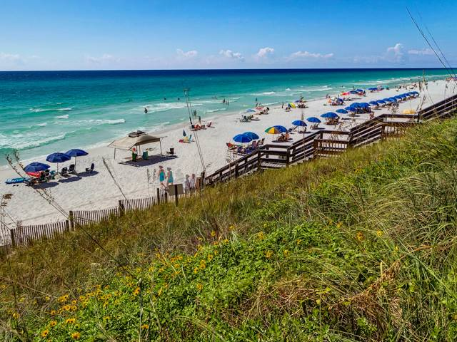 Dune Villas 3B Townhouse rental in Dune Villas ~ Seagrove Beach Vacation Rentals by BeachGuide in Highway 30-A Florida - #39