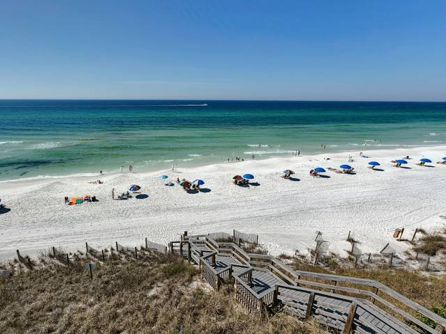 Dune Villas 4B Townhouse rental in Dune Villas ~ Seagrove Beach Vacation Rentals by BeachGuide in Highway 30-A Florida - #2