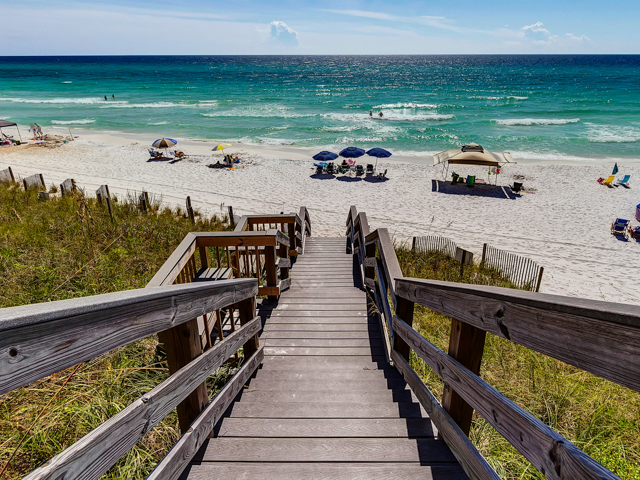 Dune Villas 5A Townhouse rental in Dune Villas ~ Seagrove Beach Vacation Rentals by BeachGuide in Highway 30-A Florida - #26