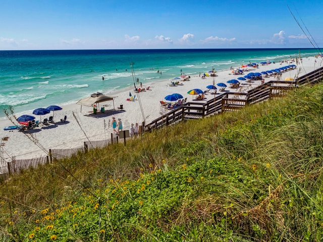 Dune Villas 5A Townhouse rental in Dune Villas ~ Seagrove Beach Vacation Rentals by BeachGuide in Highway 30-A Florida - #27