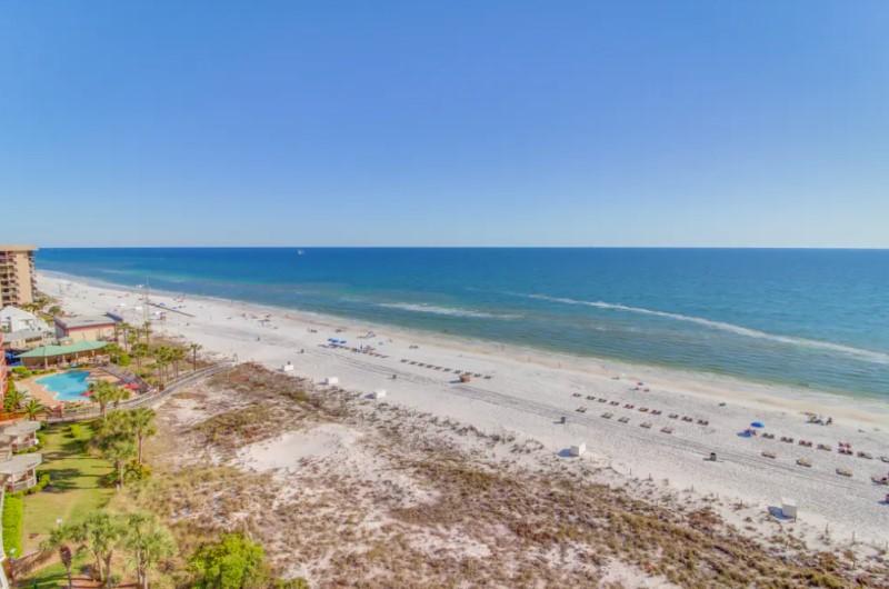 Dunes of Panama Beach Access Shoreline